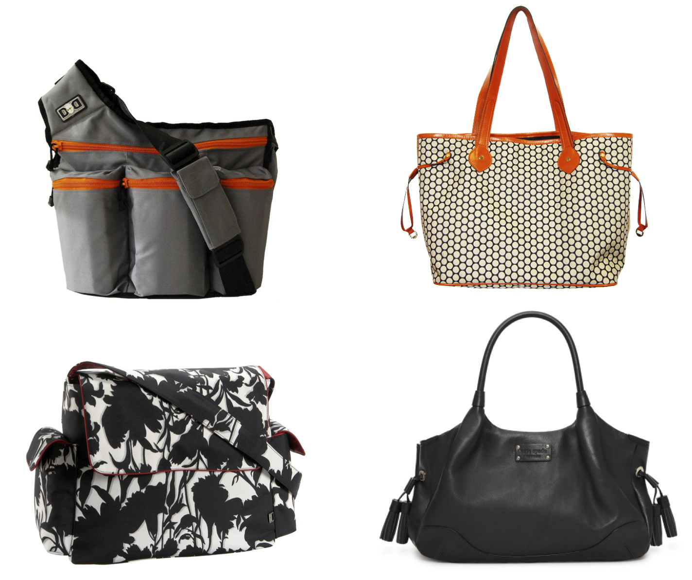 Diaper Bags for Moms and Dads: Our Top 20 List
