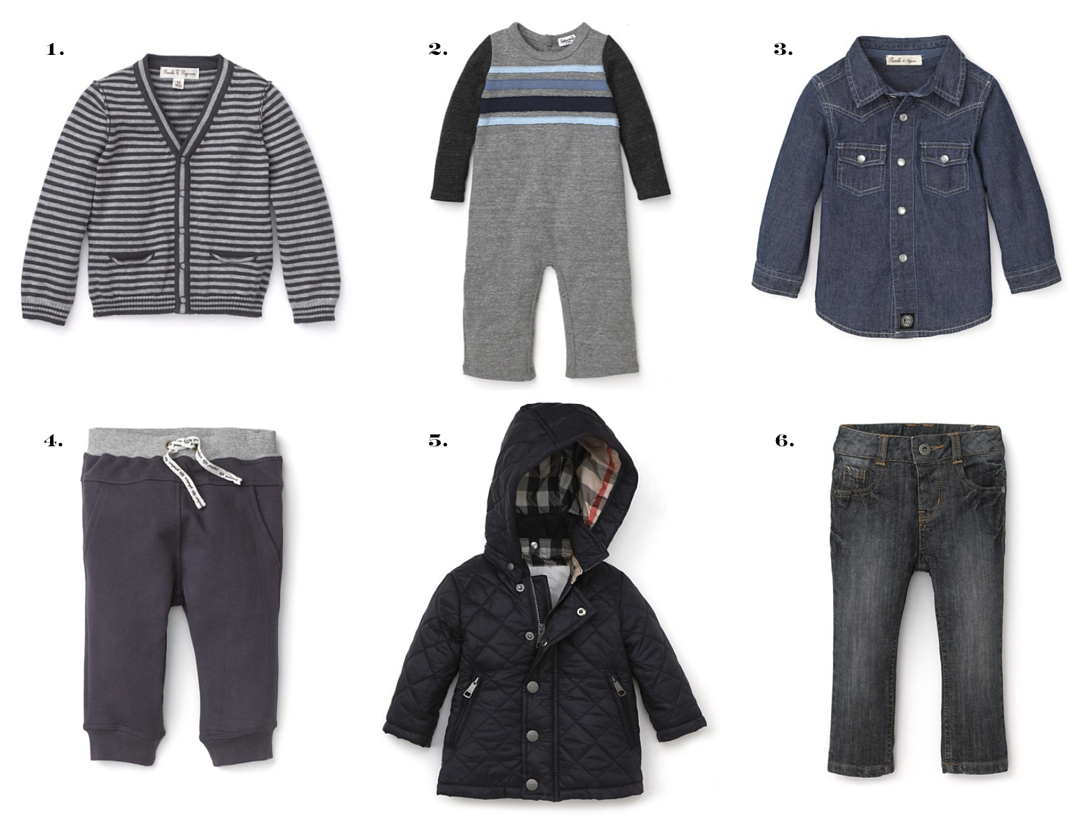 Baby Chic: Cute and Comfy Clothes for Babies