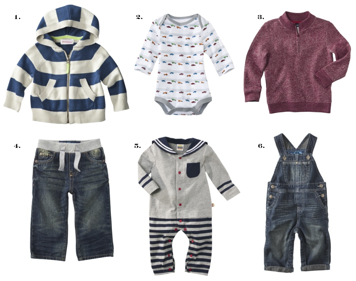 Baby Clothes Boys