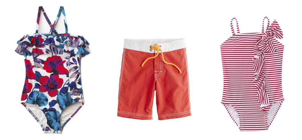 83c912295e Swimsuits for Toddlers: Spring/Summer 2012