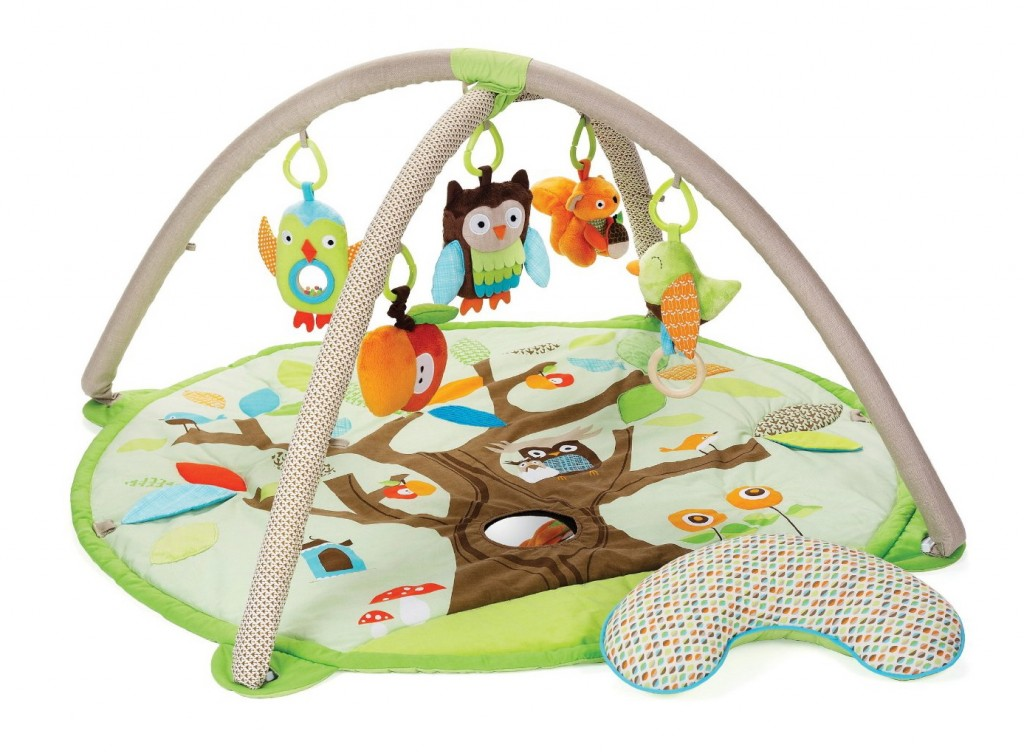 6. Garden Patch Play Gym By Boppy ...