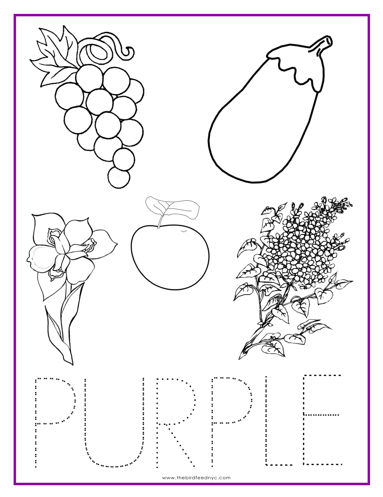 Printable Coloring Sheets Colour Activities For Children
