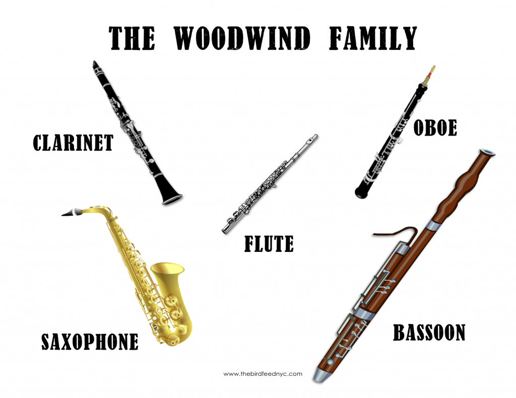 Brass Family Instruments List