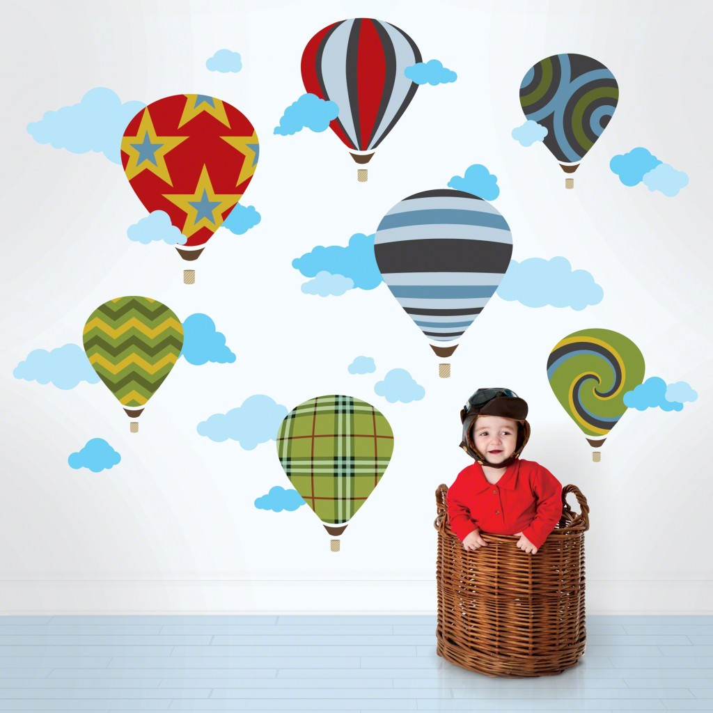 Wall Decals for Kids: 12 Adorable Designs