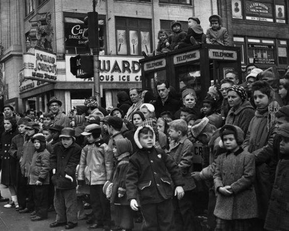 Children In Nyc 100 Years In Photos