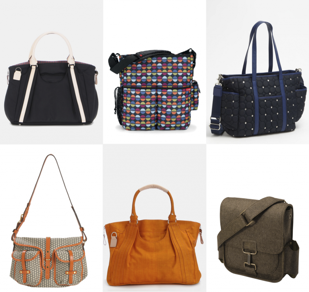 Functional and Stylish Diaper Bags: 20 Favorites