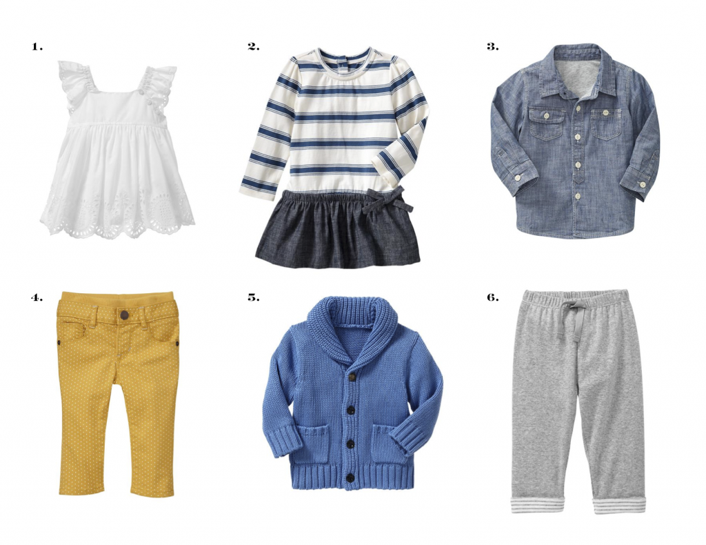 Adorable Baby Clothes for Winter/Spring 2013