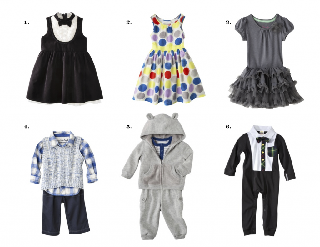 Adorable Baby Clothes For Winter Spring 2013
