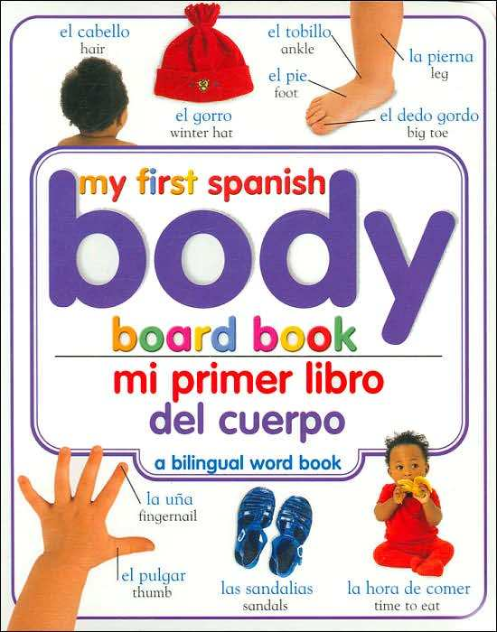 Teaching Body Parts In Spanish - Lawteched