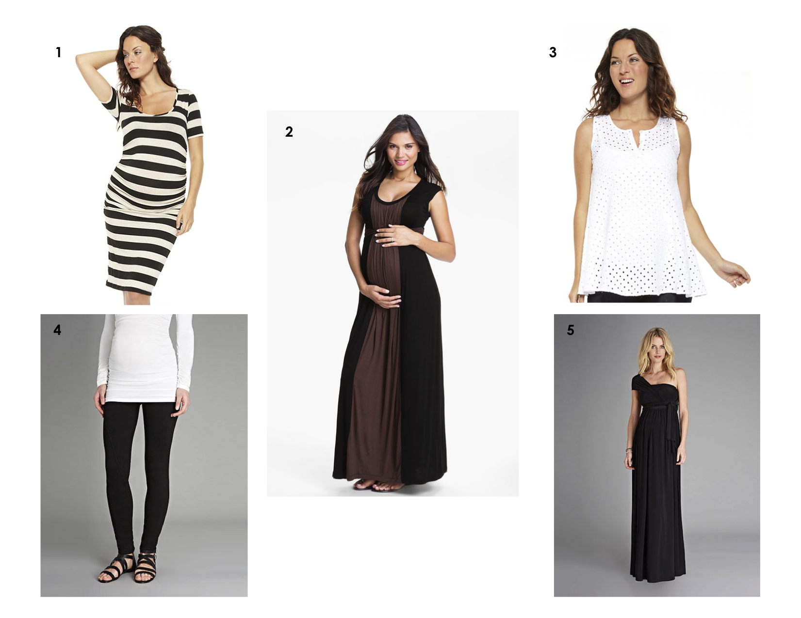 Where To Get Cute Maternity Clothes