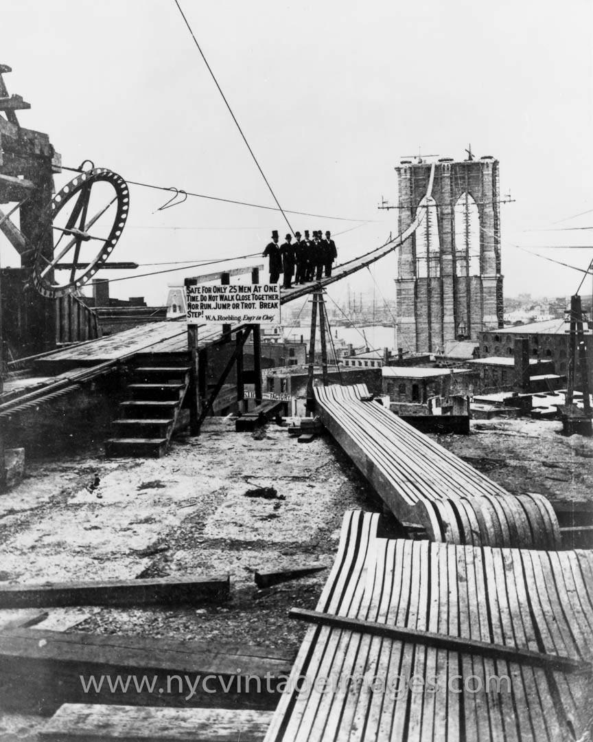 Happy 130th Birthday, Brooklyn Bridge!