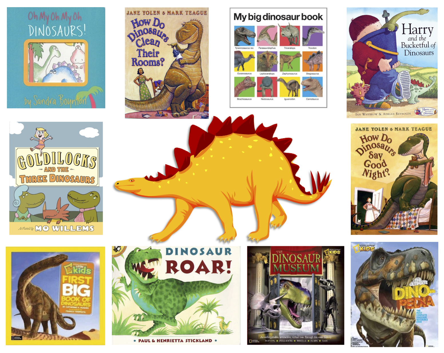 books about dinosaurs for kids 10 favorites