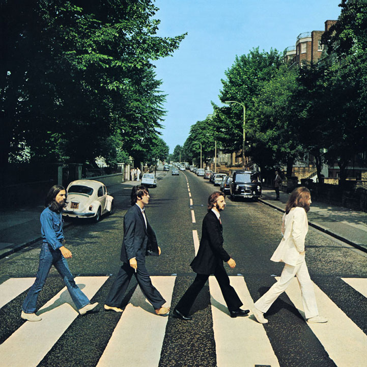 this day in history abbey road cover photo taken. Black Bedroom Furniture Sets. Home Design Ideas