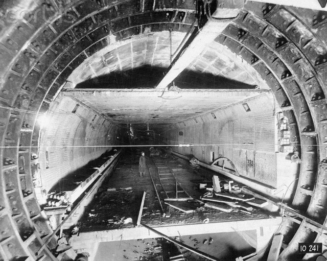 This Day In Nyc History Holland Tunnel Opening