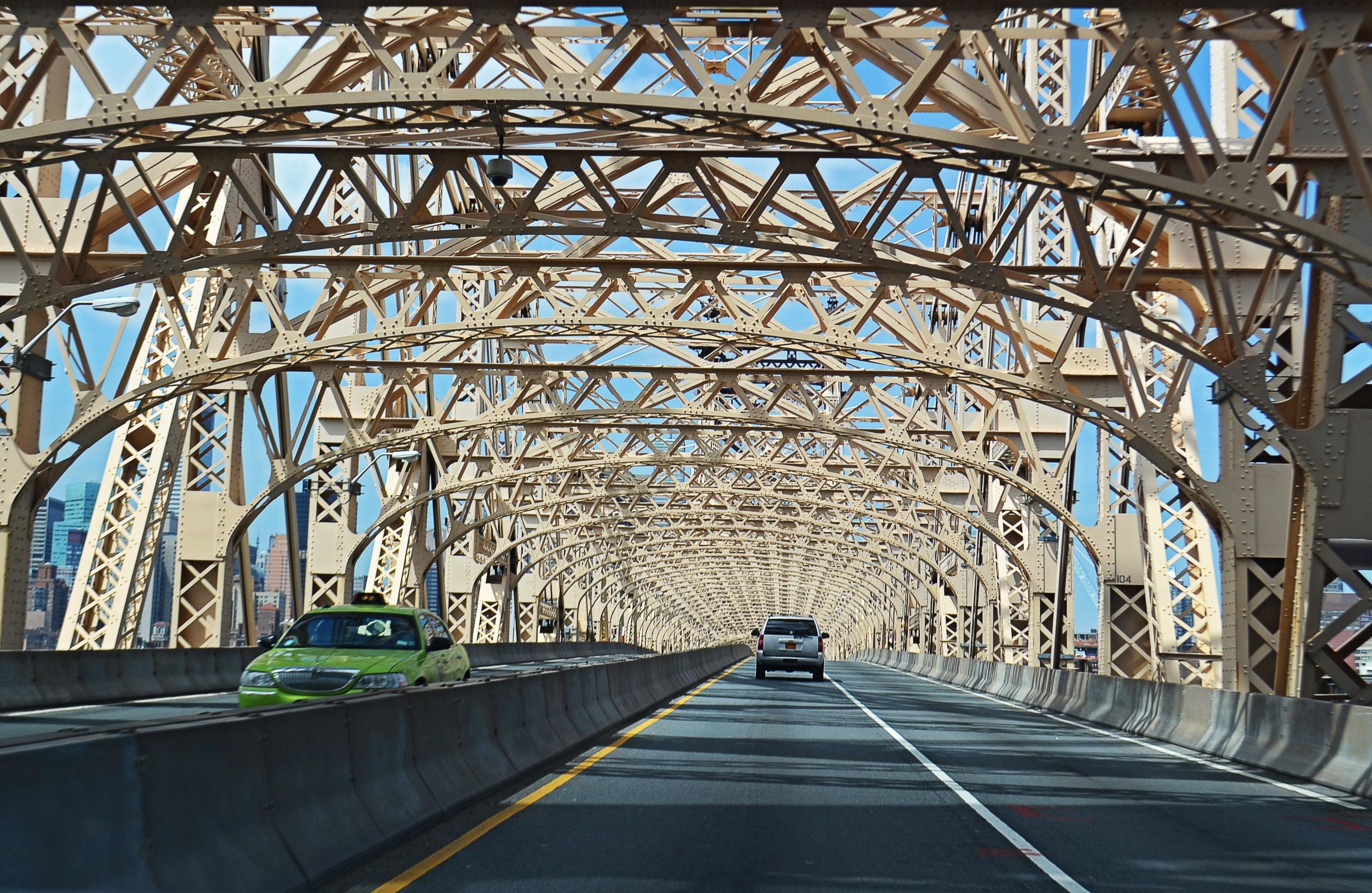 Then And Now Queensboro Bridge Nyc 1907 Amp 2014
