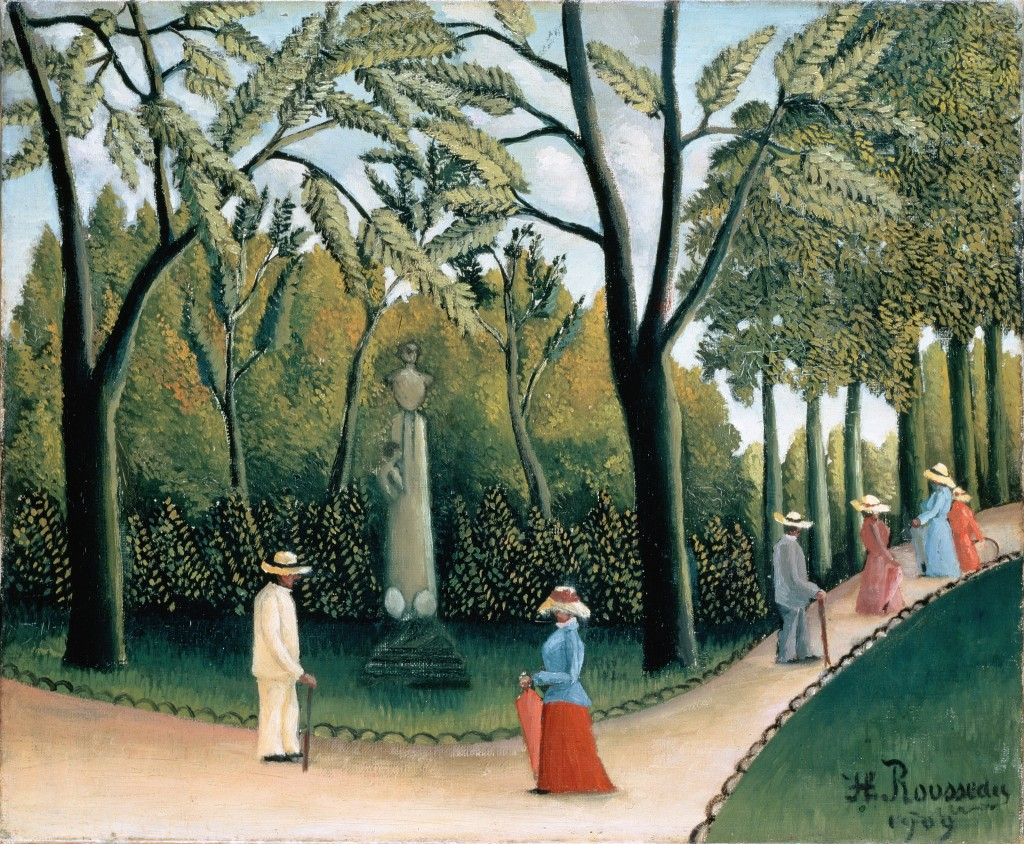 Happy Birthday Henri Rousseau How A Plumber S Son Turned