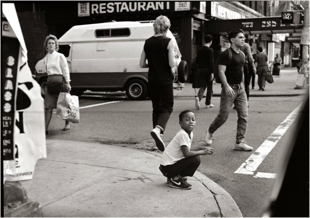 Lower East Side, 1986 (Matt Weber)