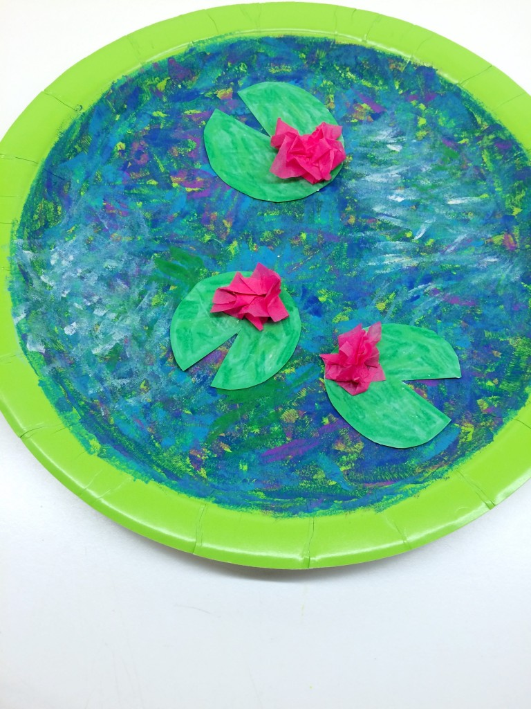 Craft Lily Pads